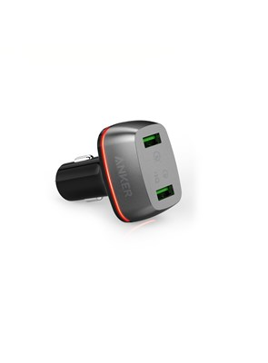 ANKER - Powerdrive - Carregador Veicular de Celulares e Tablets