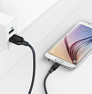 ANKER - PowerLine Micro USB - Cabo USB - 90 cm