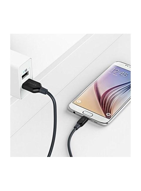 ANKER - PowerLine Micro USB - Cabo USB - 90 cm