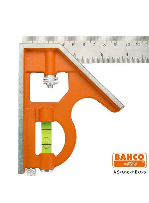BAHCO - ESQUADRO COMBINADO - 30 CM