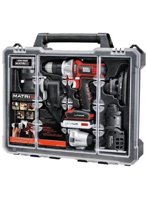 Black & Decker - Combo Matrix - 6 em 1 - 20 Volts