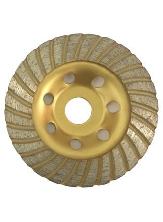 CTPOHR – STRONG – Disco Rebolo Diamantado Turbo 100 mm