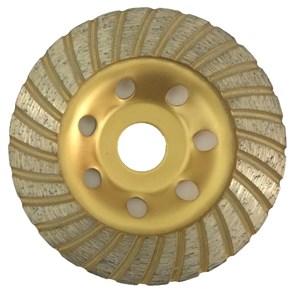 CTPOHR – STRONG – Disco Rebolo Diamantado Turbo 125 mm