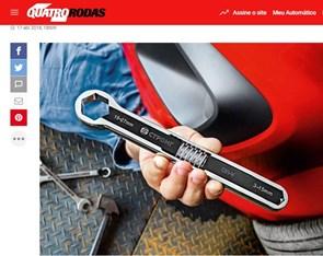 CTPOHR - STRONG - Chave Ajustável Para Sextavados 3 a 27mm - em Cromo Vanadio - 25 peças em 1