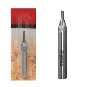 CTPOHR - STRONG - FRESAS RETAS TOPO METAL DURO - HASTE 6 mm