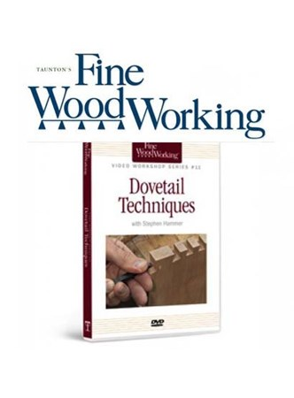 DVD - Dovetail Techniques - FineWoodWorking