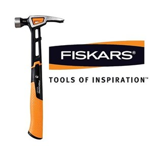FISKARS - MARTELO ISOCORE FINISHING - 20 OZ