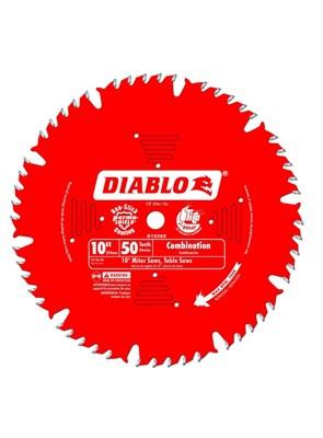 FREUD DIABLO - DISCO DE SERRA PARA USO GERAL - 50 DENTES - 10 POLEG. - D1050X