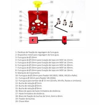 Gabarito Alumad (LCM) - 4ª Geração