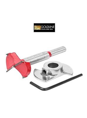 GOLDLINE - BROCA FORSTNER COM LIMITADOR - 30 MM OU 35 MM