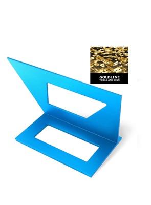 GOLDLINE - COMBO DE ESQUADROS 3D