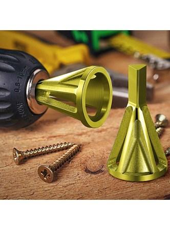 GOLDLINE - DEBURRING TOOL - JIG PARA DESBASTES E CHANFROS