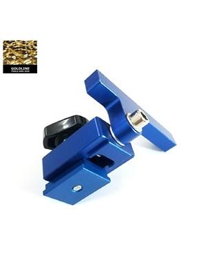 GOLDLINE - LIMITADOR BLUE PARA T-TRACK DE 30 MM
