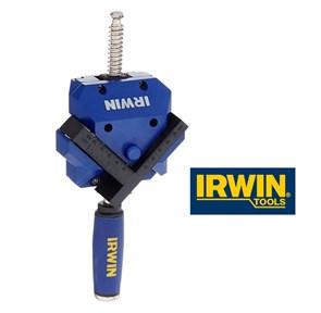 IRWIN - SARGENTO ANGULAR ONE-HAND 90 GRAUS COM MINI-ESQUADRO