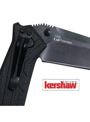 KERSHAW - CANIVETE BRAWLER POCKET KNIFE - 1990
