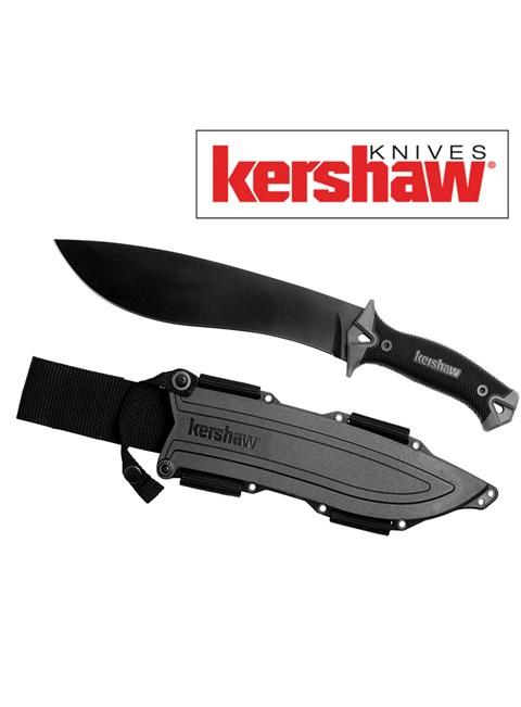 KERSHAW - FACA Camp 10 FULL TANG KNIFE 1077
