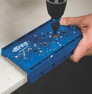 Kreg - KMA3220 - Gabarito para Furação 32 mm