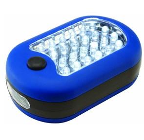 Lanterna Portátil com 27 Leds - Base Magnetizada