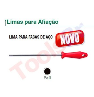 LIMA NICHOLSON PARA FACAS DE ACO 8