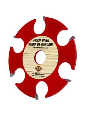 MECTOOLS - DISCO FRESA PARA SERRA DE BANCADA - DW2