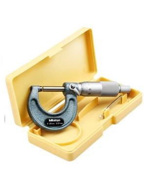 MITUTOYO - MICRÔMETRO EXTERNO 0-25mm 0,01mm 103-137