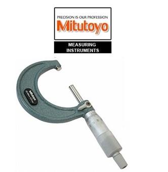 MITUTOYO - MICRÔMETRO EXTERNO COM CATRACA - 25 a 50 mm - 103-138