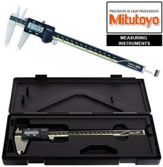 MITUTOYO - PAQUIMETRO DIGITAL ABSOLUTE - AOS 500-197-30B - 200 MM - RES. 0,01mm