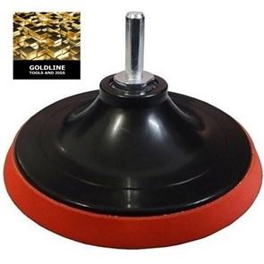 MTX - Suporte De Boina Com Velcro e 50 Lixas