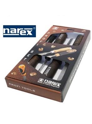 NAREX - CONJUNTO COM 4 BEDAMES WL PROFI - 863600