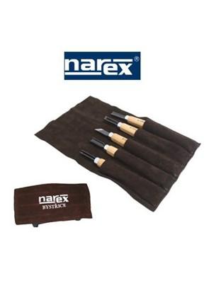 Narex - Conjunto de Formões para Entalhe - 869300