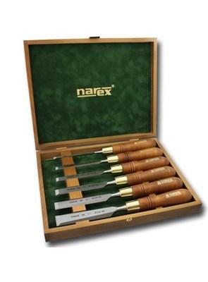 Narex - Conjunto de Formões Polidos - 853250 - Premium