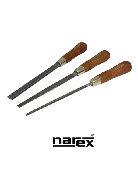 NAREX - LIMAS E GROSAS - 200 MM - 854202