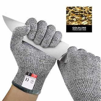 NoCry - Luvas Protetoras para Cozinha e Carpintaria