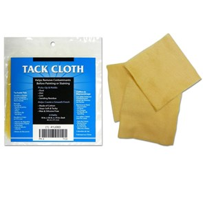 PANO PARA LIMPEZA E POLIMENTO - TACK TAN CLOTH (3 Unidades)