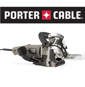 Porter Cable - Deluxe - Fresadora de Junção (Biscoiteira)