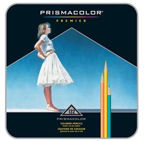 PRISMACOLOR - 132 LÁPIS COLORIDOS - PREMIER - SOFT CORE