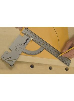 Promoção - Combo Esquadros Universais - 30 e 50 cm