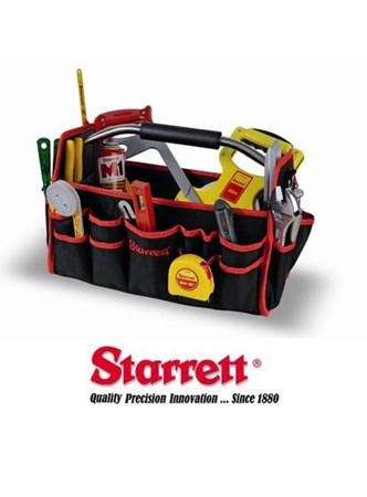 Starrett - Bolsa grande para ferramentas - 26 bolsos  - BGL