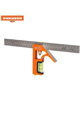 SWANSON - COMBO KIT ESQUADROS - SISTEMA MÉTRICO