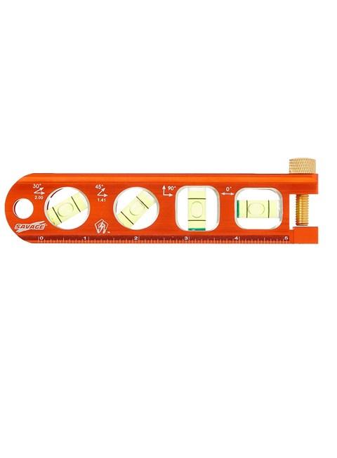 SWANSON - NIVEL MAGNÉTICO TORPEDO - 15 CM