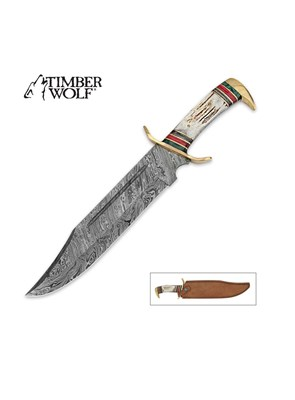 TIMBER WOLF - FACA BOWIE - TW429
