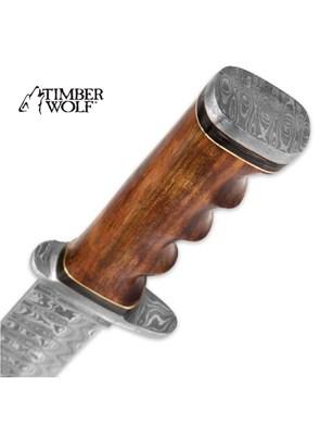 TIMBER WOLF - FACA DE CAÇA BRIDGER GAP - TW560