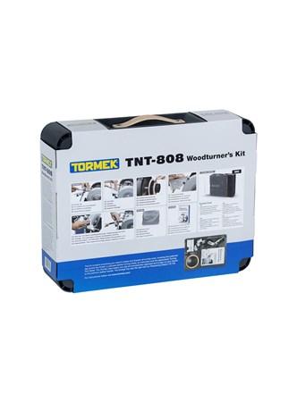 TORMEK - Woodturner's Kit - Kit de Tornearia - TNT - 708