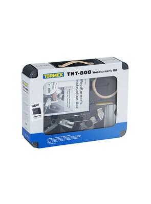 TORMEK - Woodturner's Kit - Kit de Tornearia - TNT - 808