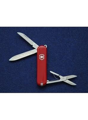 VICTORINOX - Canivete Classic Vermelho 7 Funções