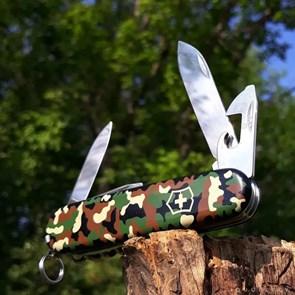 VICTORINOX - Canivete Spartan Camuflado 12 Funções