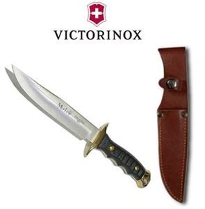 VICTORINOX - Faca Escoteiro Muela com Bainha de Couro Marrom