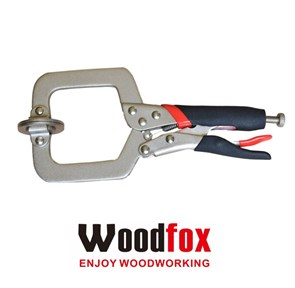 WOODFOX - POCKET CLAMP - GRAMPO ALICATE DE FIXAÇÃO - 3 POLEGADAS