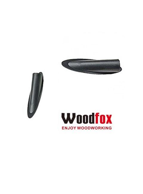 WOODFOX - POCKET HOLE PLUG BLACK - TAPA FURO PRETO