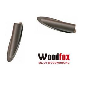 WOODFOX - POCKET HOLE PLUG BROWN  - TAPA FURO MARROM